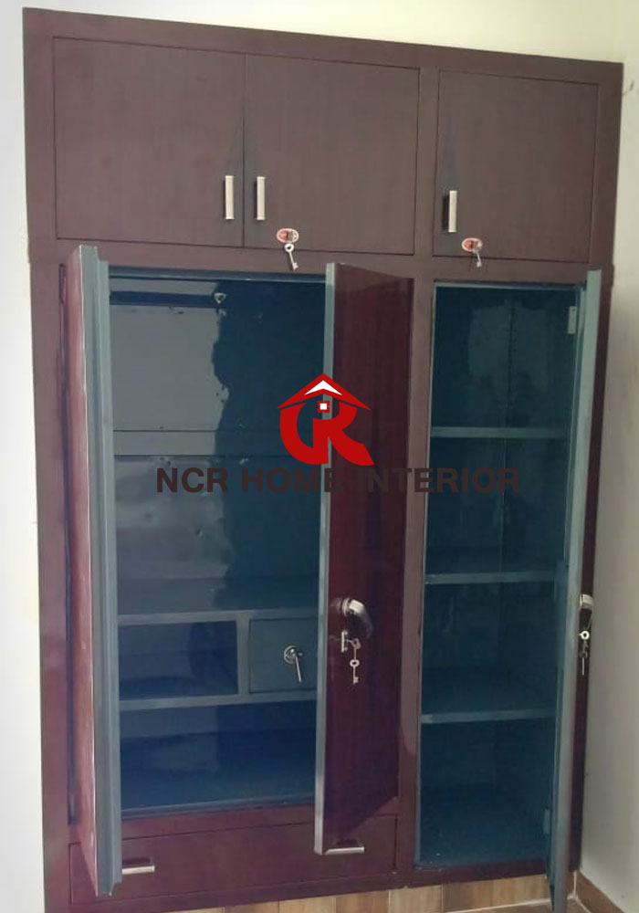Steel Wardrobe Interior in Bhiwadi 14