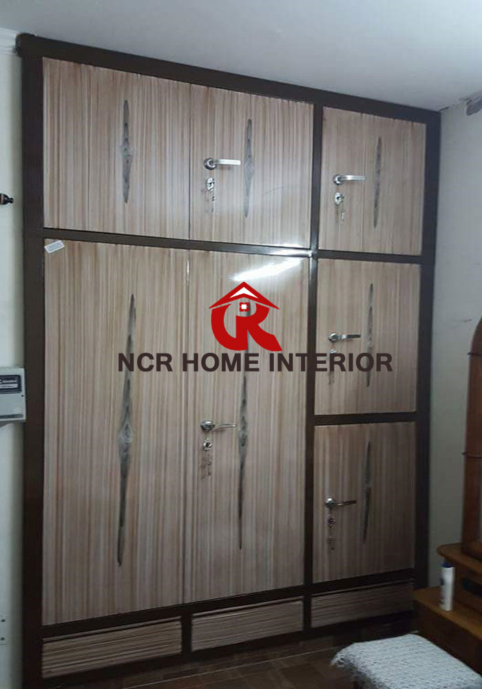 Steel Wardrobe Interior in Bhiwadi 12