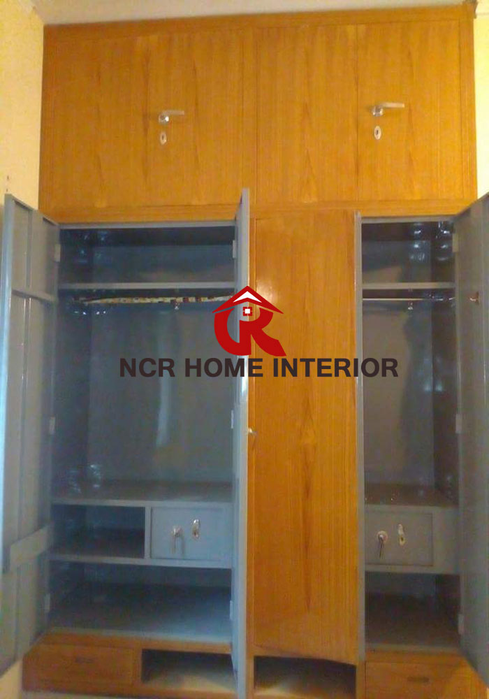 Steel Wardrobe Interior in Bhiwadi 13