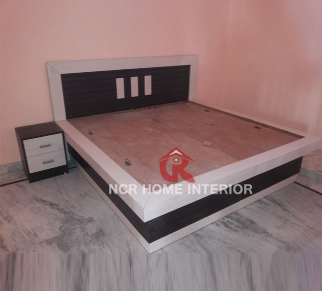 Bed Design Interior in Bhiwadi 9