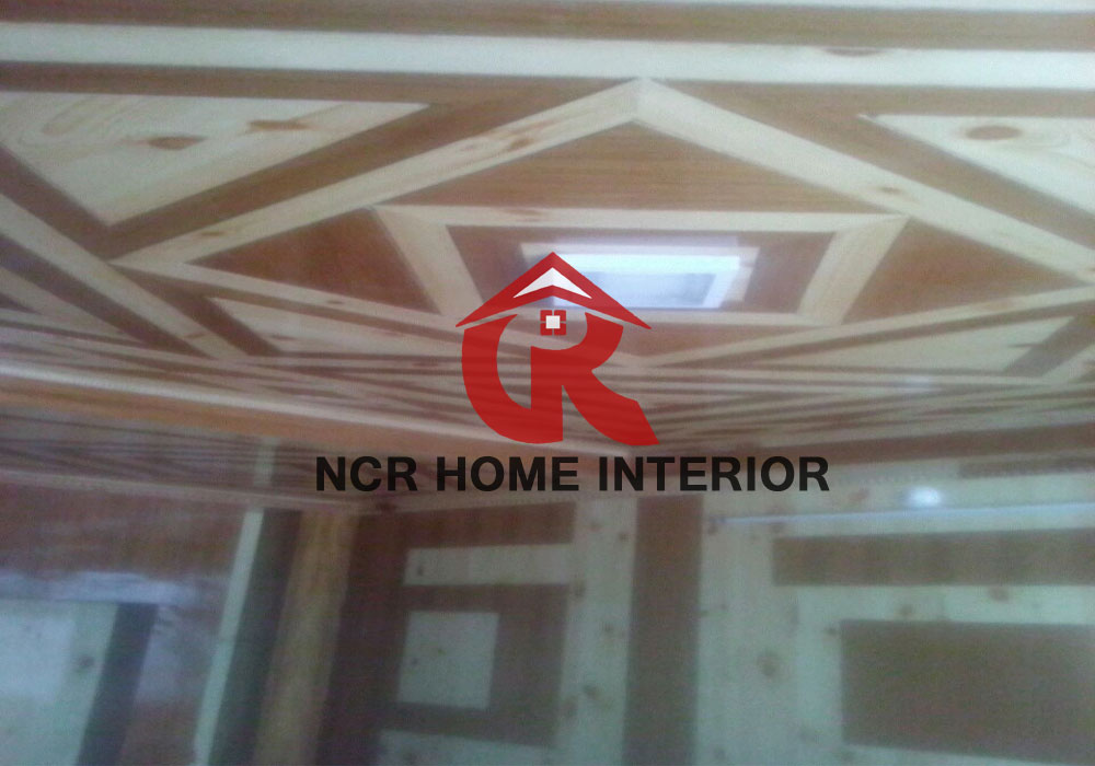 False Ceiling Wooden 4