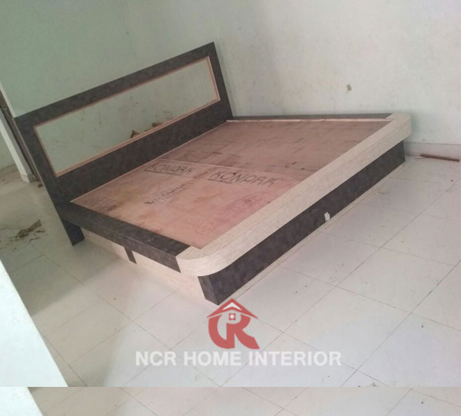Bed Design Interior in Bhiwadi 15