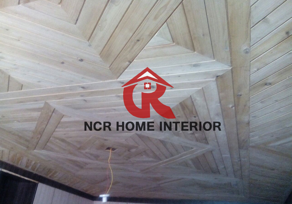 False Ceiling Wooden 5