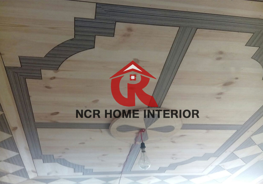False Ceiling Wooden 12