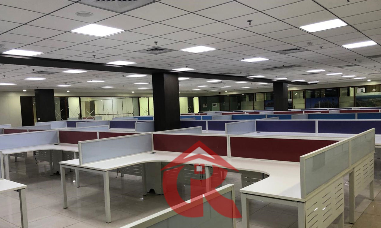 Office and Commercial space interior design in bhiwadi 24