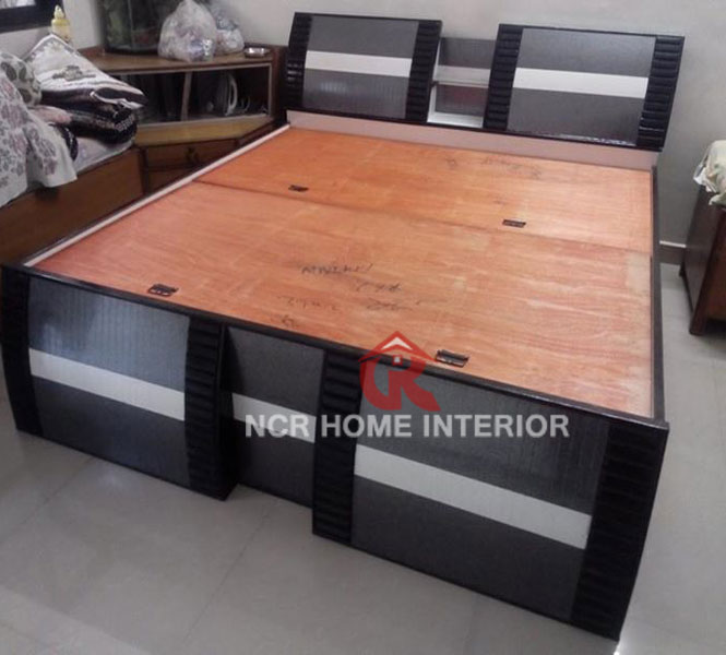 Bed Design Interior in Bhiwadi 3