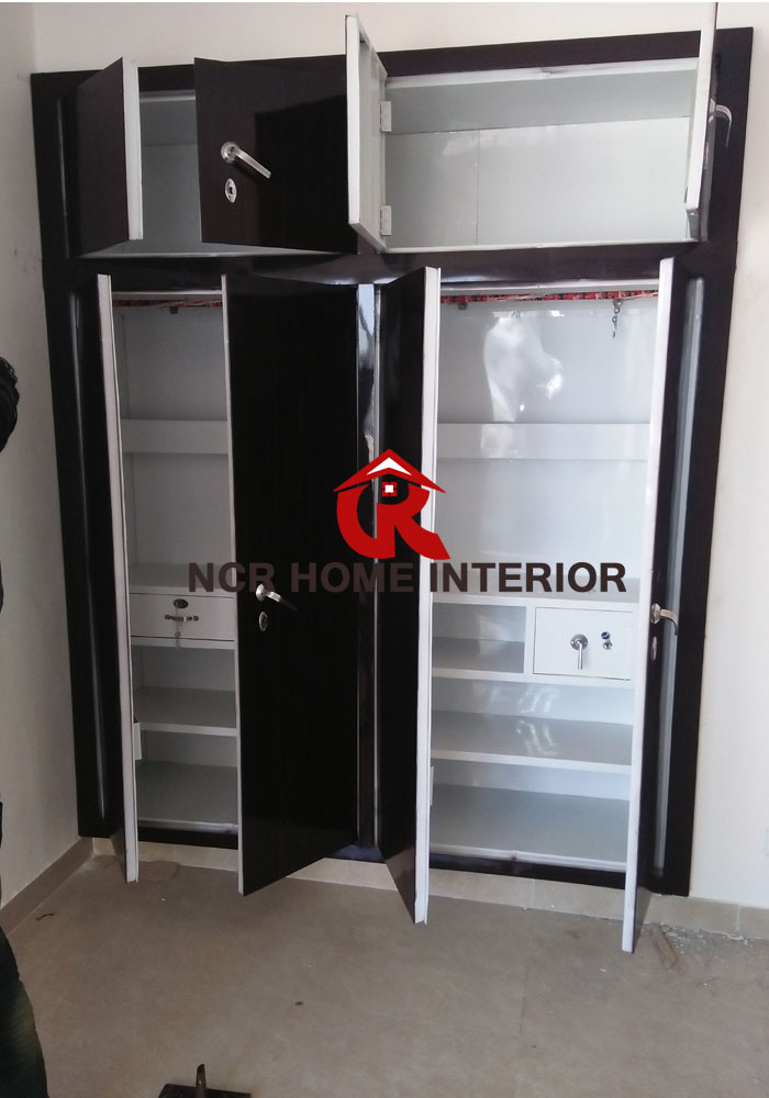 Steel Wardrobe Interior in Bhiwadi 8