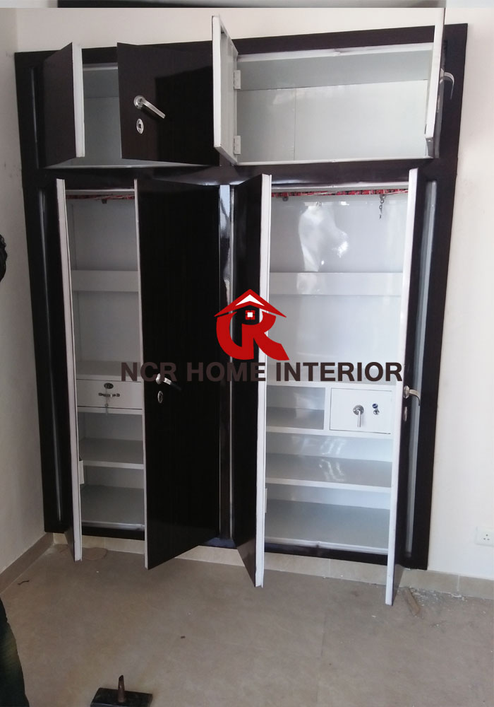 Steel Wardrobe Interior in Bhiwadi 3