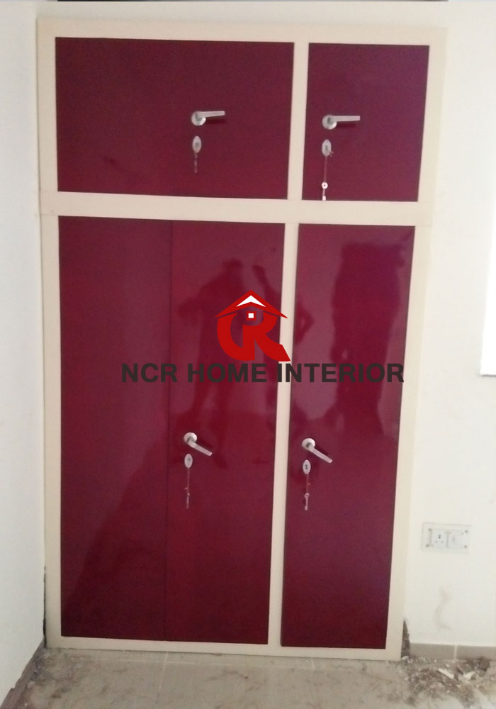 Steel Wardrobe Interior in Bhiwadi 4